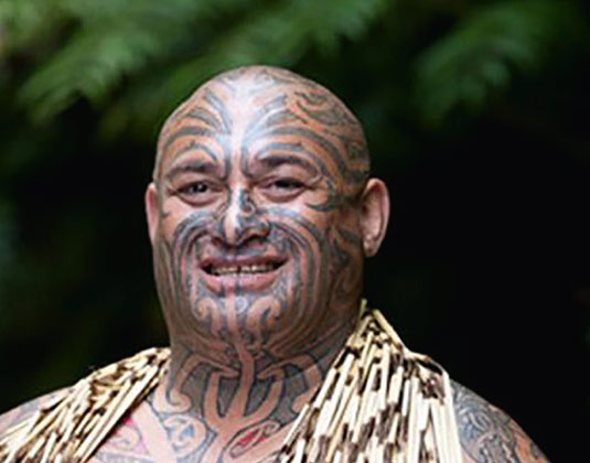 Auckland Luxury Maori Tour (inc lunch) excursion