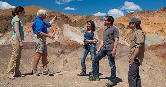 Death Valley Jeep Tour excursion
