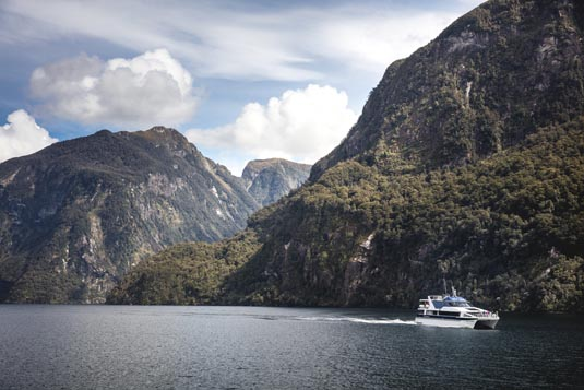 Doubtful Sound Wilderness Tour excursion