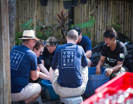 Elephant Sanctuary Volunteer Programme excursion