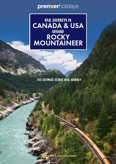 Rocky Mountaineer poster