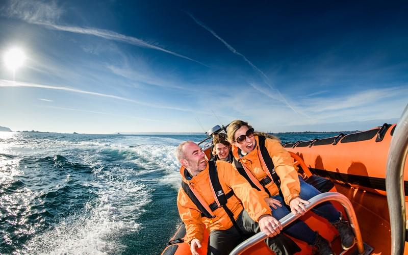 Guernsey Rib Voyages
