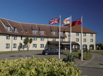 3* Guernsey, Peninsula Holidays