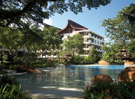 Shangri-Las Rasa Sayang Resort & Spa