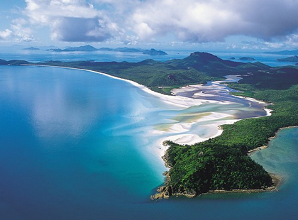 Whitsundays & Whitehaven Beach Tour excursion