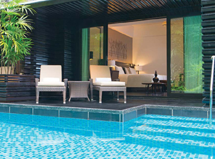 The Andaman - Luxury Pool Access Room