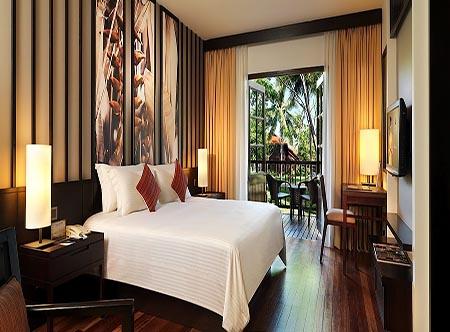 Meritus Pelangi Beach & Spa Resort - Garden View Room