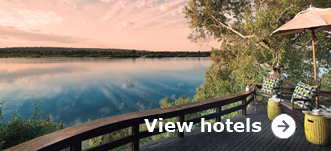 Browse hotels Beyond Victoria Falls