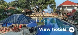 Browse hotels in Seminyak