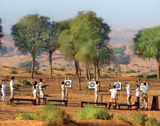 Banyan_Tree_Al_Wadi_-_Group_Archery.jpg