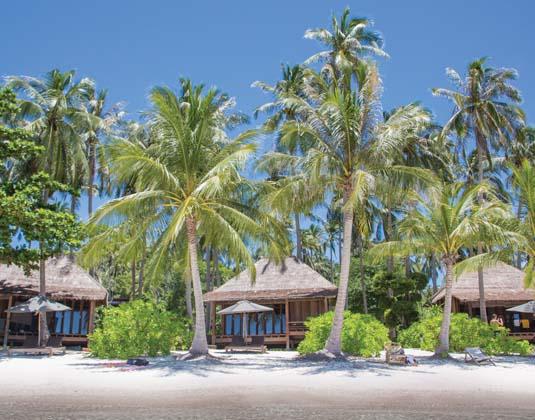 Haad Tien Beach Resort - Castaway Beach Villas Exterior