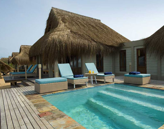 Dugong Beach Lodge - Pool