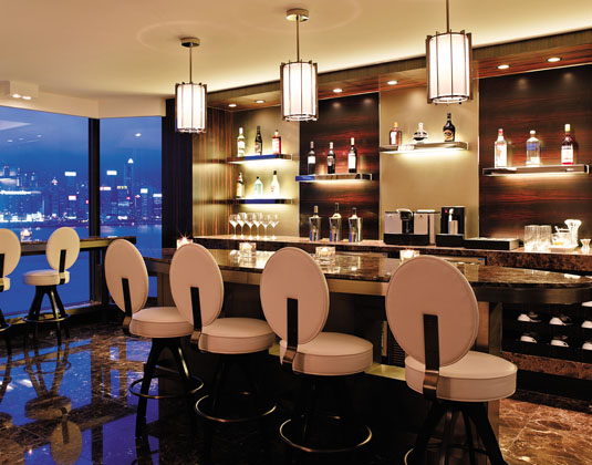 Kowloon Shangri-La - Horizon Club Lounge
