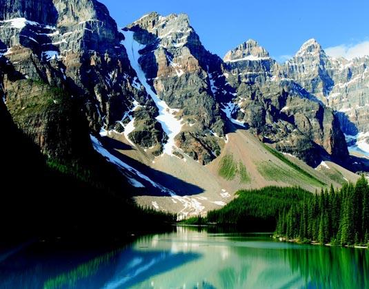 Lake Louise landscape