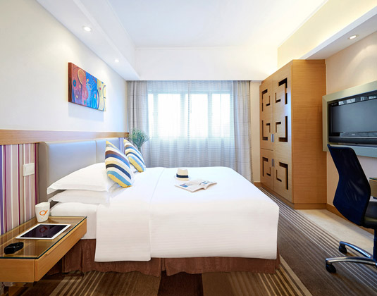 The Cityview - Deluxe Room