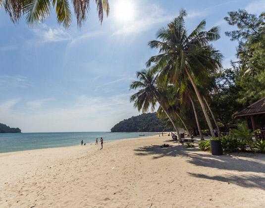 Pulau Beras Beach Langkawi