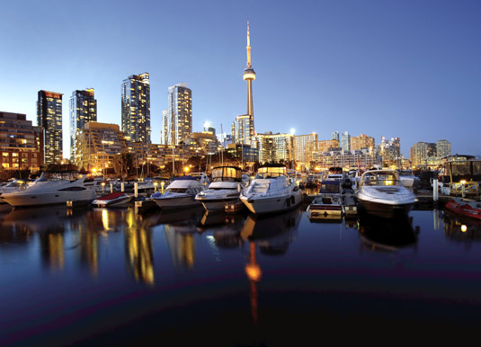 Toronto City Break Holidays