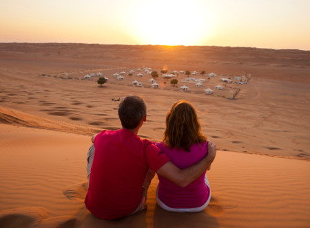Desert Nights Camp - Dunes