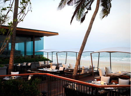 Hua Hin Marriott - Big Fish Terrace