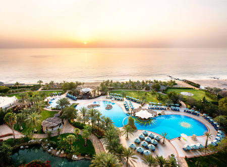 Le Meridien Al Aqah Beach Resort Holidays