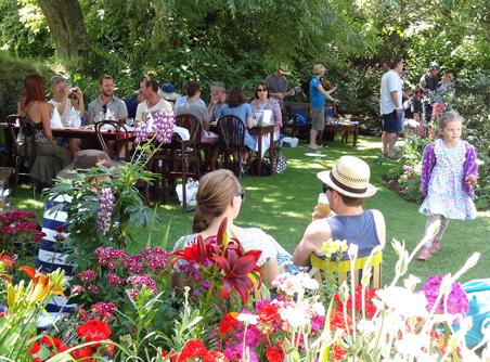 La Sablonnerie - Garden