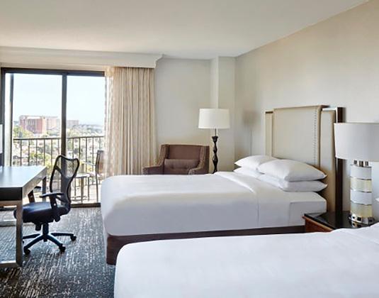 Anaheim Marriott - Standard Room