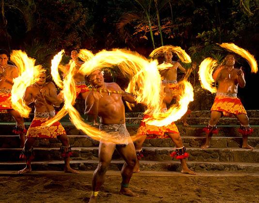 Polynesian Cultural Centre Ali'i & Show excursion