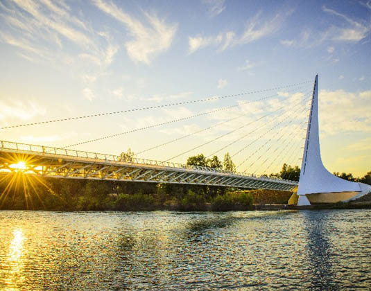 Redding, Sundial Bridge