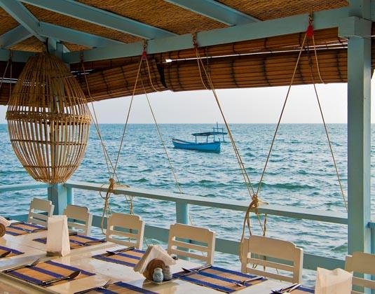 Knai Bang Chatt - Restaurant