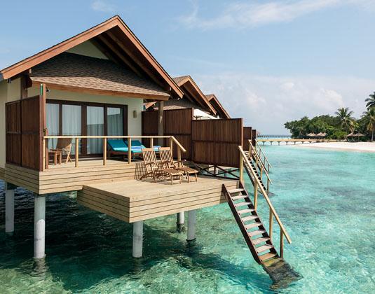 Reethi Faru - Water Villa