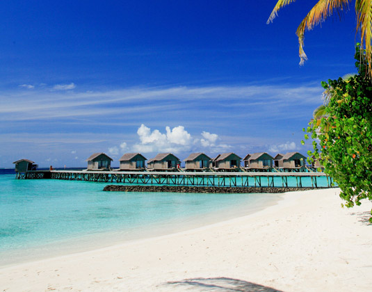 Centara Ras Fushi Resort & Spa - Beach