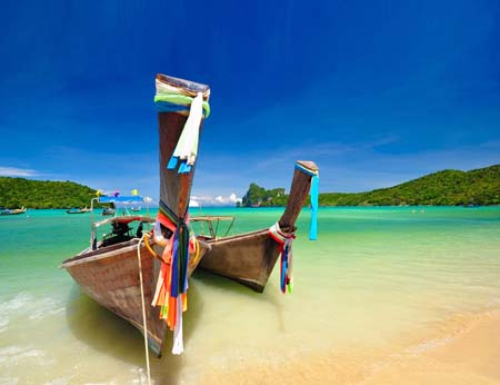 Singapore & Thai Beach Holidays