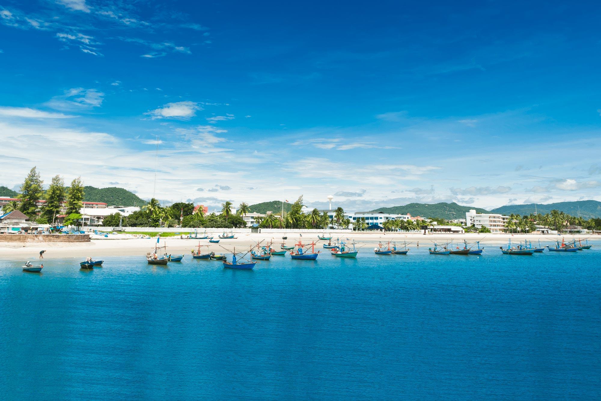 Luxury Bangkok & Hua Hin Holidays