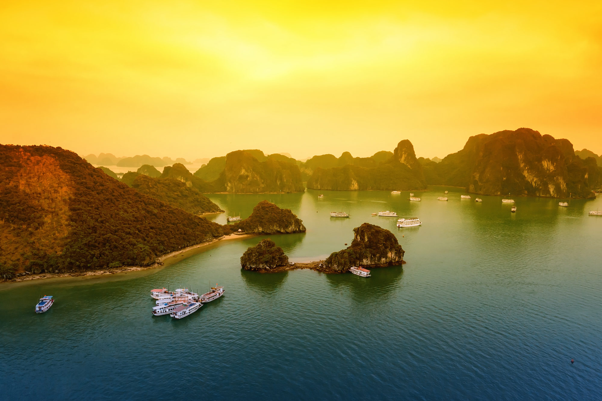 Vietnam Your Way <br>Part-escorted Tour Holidays