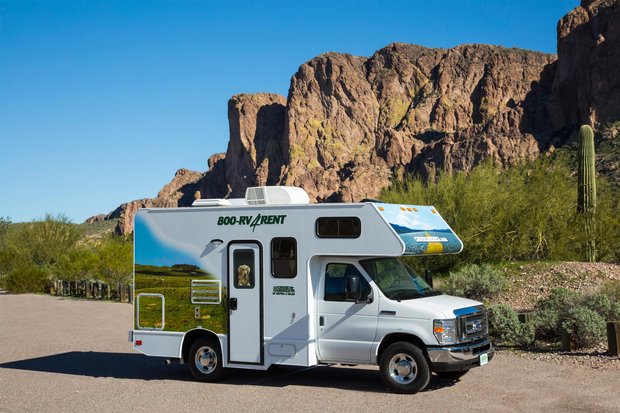 California Motorhome Holidays