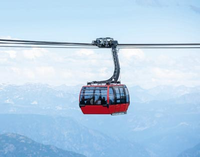 PEAK2PEAK Gondola excursion