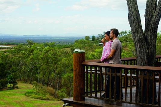 Billy Tea & Chillagoe Caves Outback Tour (inc lunch) excursion