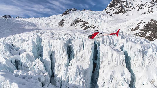 Twin Glacier Helicopter excursion