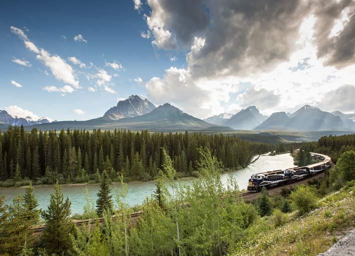Canada with Rocky Mountaineer & Alaska Cruise Holidays
