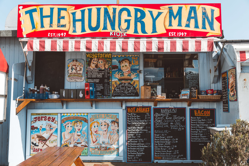 The Hungry Man Jersey