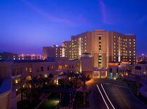 Traders Hotel Qaryat al Beri exterior