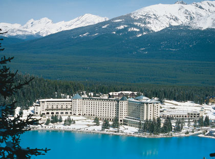 Fairmont Chateau Lake Louise Holidays