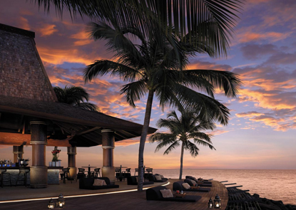 Shangri-La's Tanjung Aru Resort & Spa Sunset bar