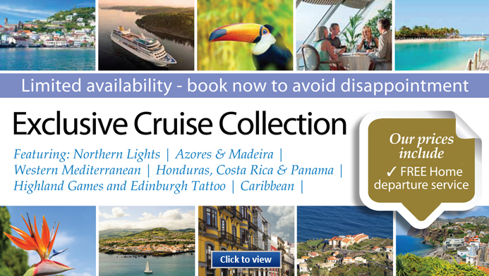Exclusive Cruise Collection