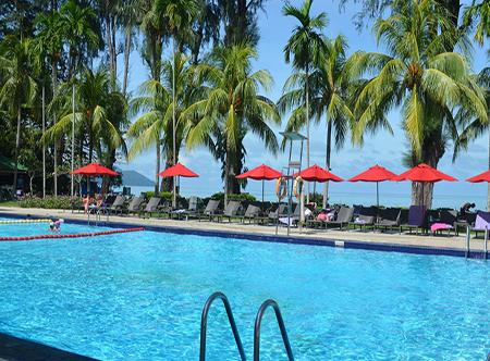 Holiday Inn Resort Penang - Swimming Pool