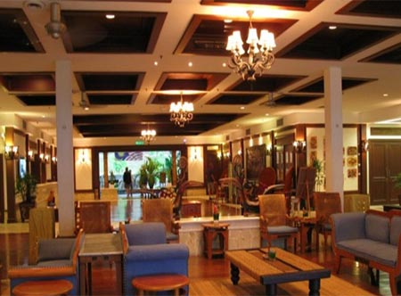 Damai Beach Resort - Lobby