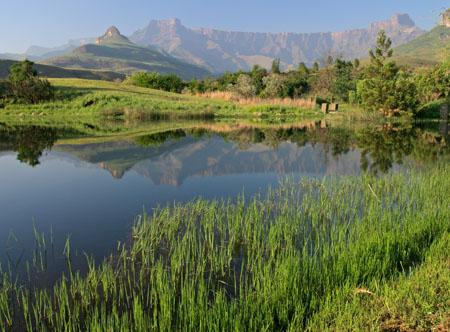 Drakensberg Lake