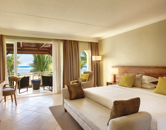 Outrigger Mauritius Deluxe Sea View
