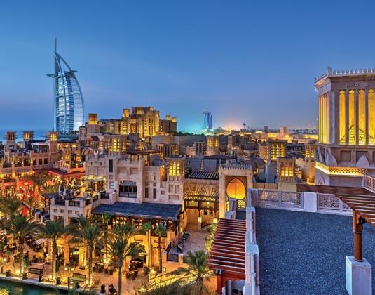 Madinat Jumeirah Resort - Dar Al Masyaf Holidays