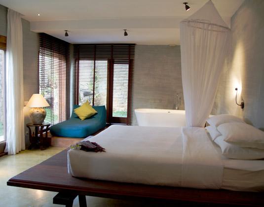 Knai Bang Chat - Garden view room